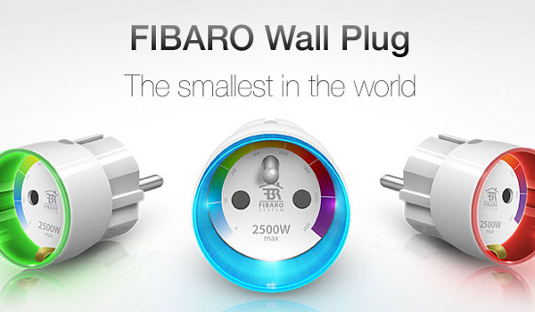 Enchufe Wall Plug de Fibaro