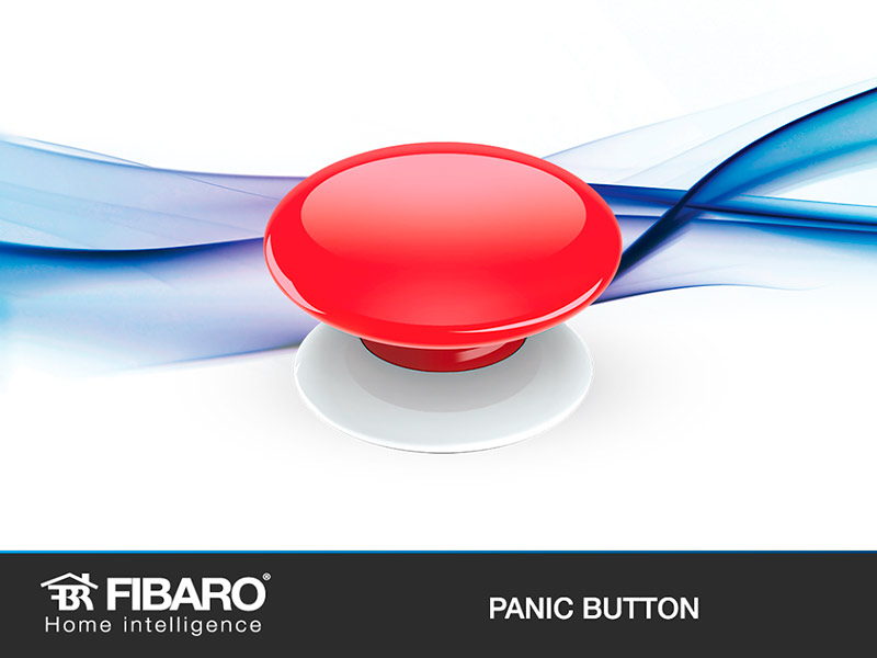 The Button de Fibaro