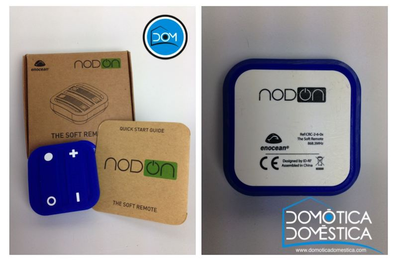Mando remoto EnOcean NoDON - Packaging