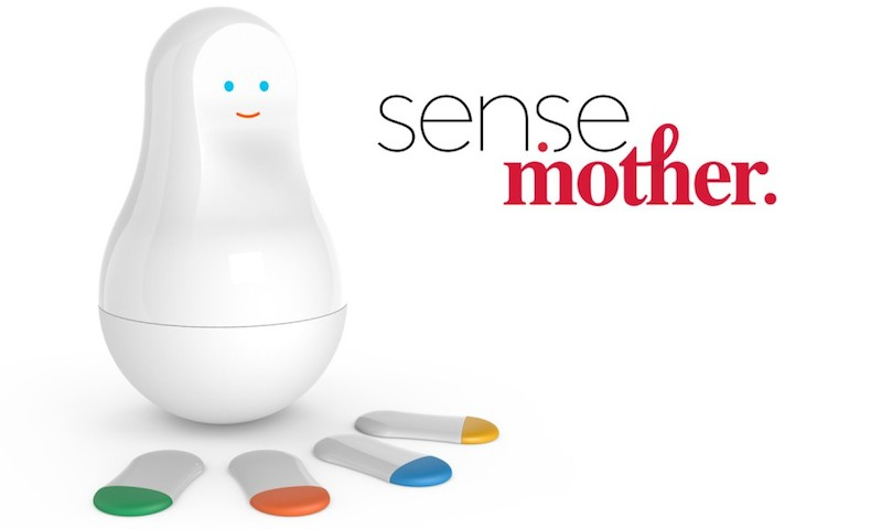 Mother Sense en eedomus
