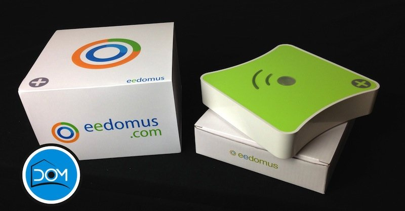eedomus Plus - Packaging