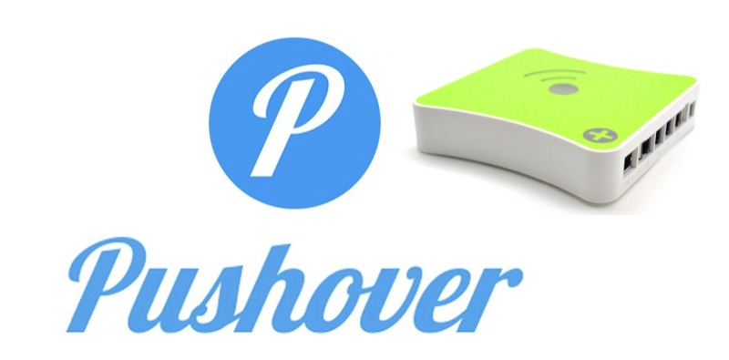 eedomus - Notificaciones Push con Pushover