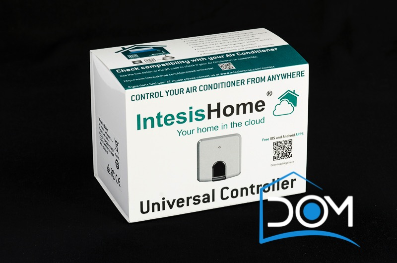 Controlador universal de IntesisHome - Packaging