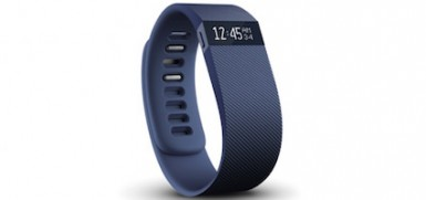 Fitbit Charge negra