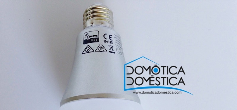LED Bulb de Aeotec, certificada Z-Wave Plus