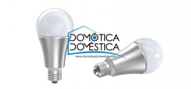 Bombilla RGBW Z-Wave Plus LED Bulb de Aeotec