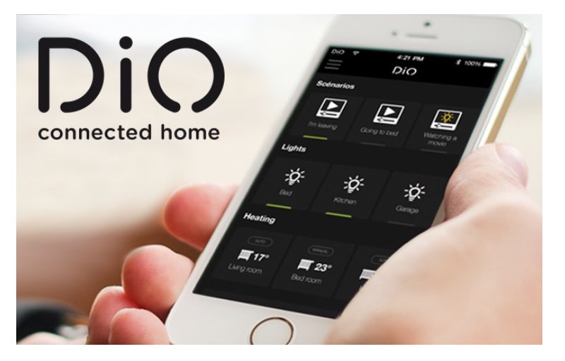 Gama DIO Connected Home de Chacon