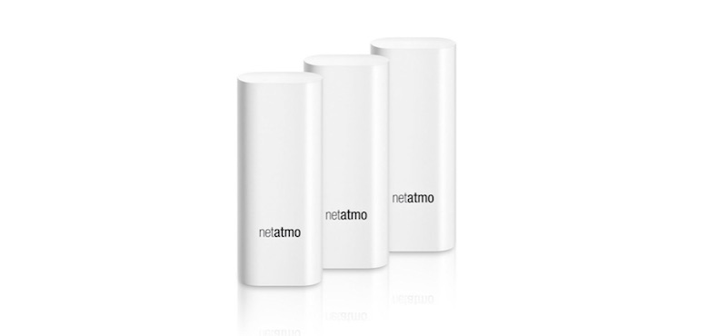Welcome Tags de Netatmo