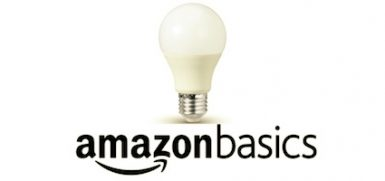 Bombillas LED regulables Amazon Basics