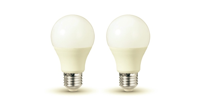 Bombillas LED regulables Amazon Basics E27
