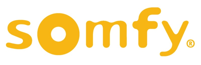 Logotipo de Somfy