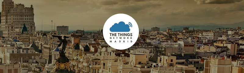 TheThingsNetwork Madrid