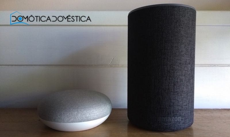 Google Home Vs Amazon Alexa-Echo