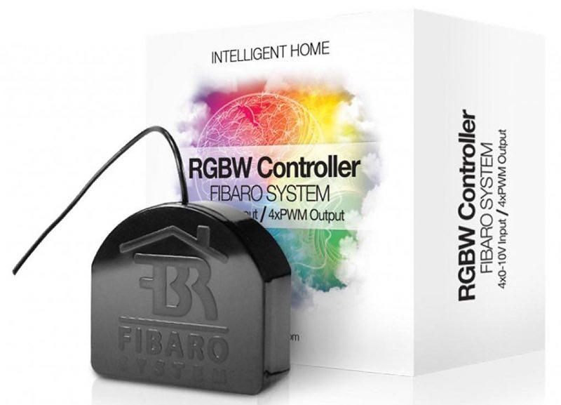 Módulo RGBW de Fibaro