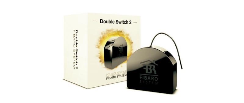 Double Swicth 2 de Fibaro