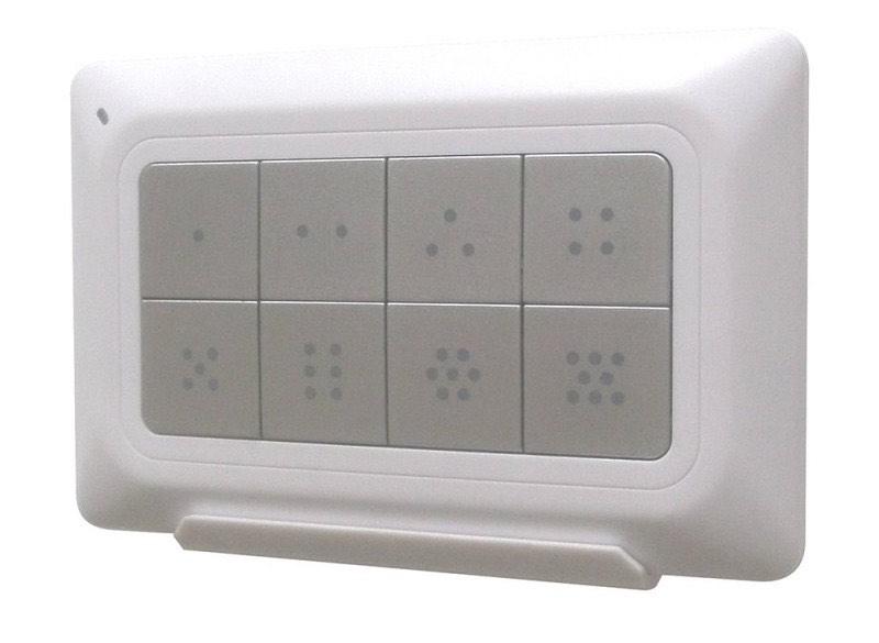 Mando a distancia controlador de escenas Remotec ZRC-90