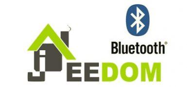 Jeedom + Bluetooth