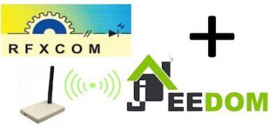 Jeedom + RFXCOM