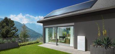 Baterías para el hogar Tesla