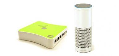 eedomus con Amazon Echo
