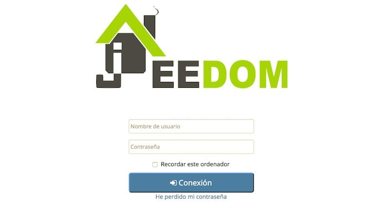 Login Jeedom