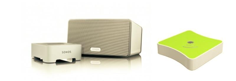 Sonos en eedomus